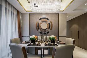 60平米現代簡約風格餐廳裝修案例