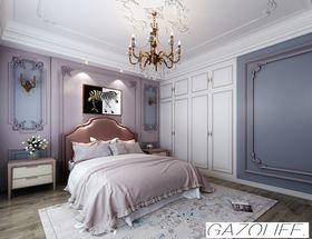 140平米別墅歐式風格臥室裝修案例