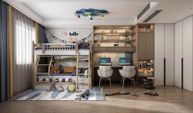 140平米别墅现代简约风格儿童房欣赏图