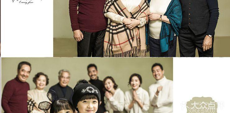 【全家福-结婚套餐】-韩国·尚恩s studio-大众点评网