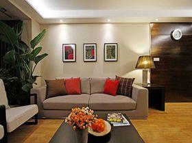 富裕型110平米三室两厅现代简约风格儿童房效果图