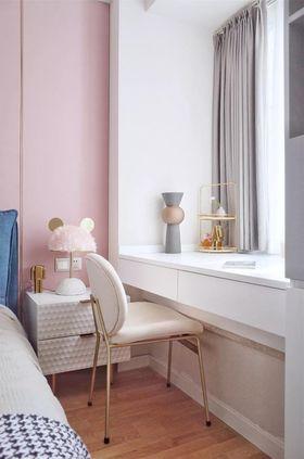 80平米公寓宜家风格梳妆台装修案例