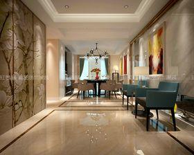 20万以上140平米复式现代简约风格玄关欣赏图