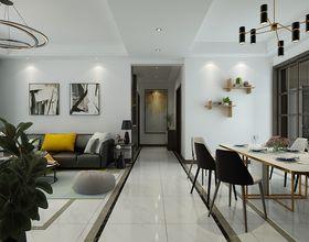 140平米四现代简约风格走廊装修效果图