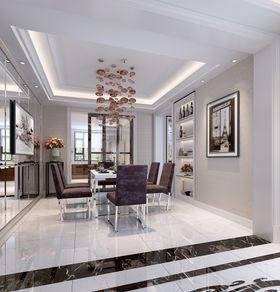 5-10万90平米四室三厅法式风格餐厅效果图