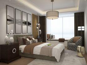 中式风格卧室设计图