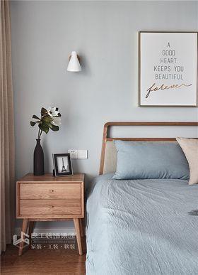 100平米北欧风格卧室装修效果图