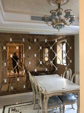 80平米混搭风格餐厅装修案例