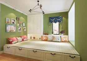 140平米别墅东南亚风格儿童房图片