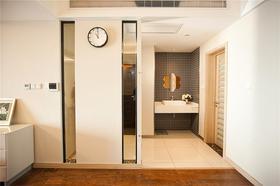 120平米四室两厅混搭风格卫生间设计图