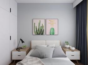 70平米三室兩廳北歐風格其他區域裝修案例