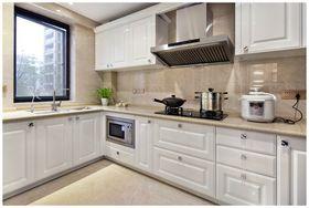 5-10万80平米欧式风格厨房效果图