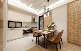 120平米三室两厅日式风格餐厅装修案例