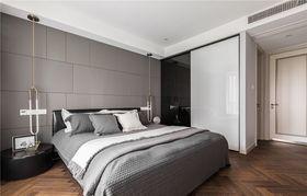 90平米現代簡約風格臥室欣賞圖