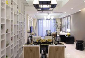 5-10万90平米东南亚风格餐厅装修案例