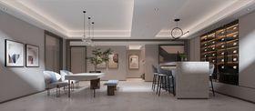 140平米別墅現代簡約風格其他區域欣賞圖