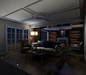 15-20万130平米三室两厅美式风格客厅图片大全