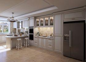 法式风格厨房图片大全