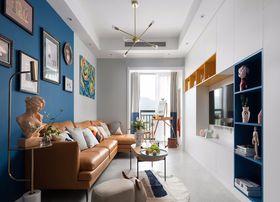 60平米三北欧风格客厅设计图