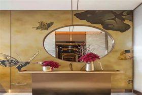 130平米三室一厅现代简约风格卫生间装修案例