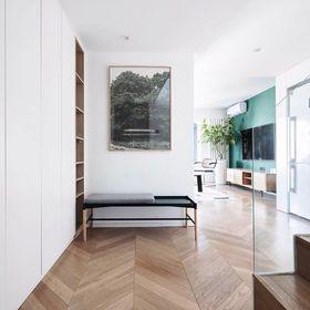 50平米一室一厅北欧风格玄关装修图片大全