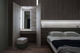 90平米三北欧风格卧室效果图
