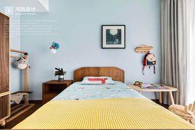 140平米三北欧风格儿童房设计图