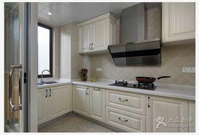 经济型90平米混搭风格厨房图
