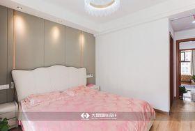 90平米現代簡約風格臥室裝修圖片大全