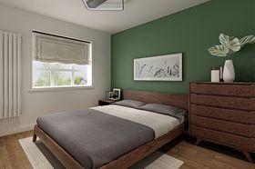 50平米现代简约风格卧室装修效果图