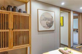60平米日式风格储藏室装修图片大全