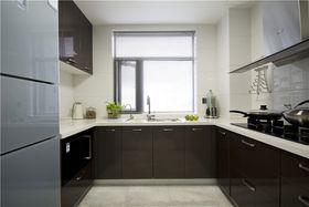 10-15万140平米三室两厅现代简约风格厨房设计图