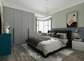 10-15万110平米三室两厅现代简约风格卧室效果图