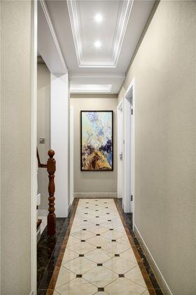 100平米三室两厅美式风格玄关装修案例