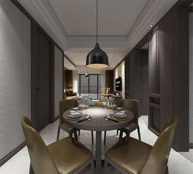140平米三室两厅中式风格餐厅图片大全