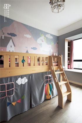 130平米三现代简约风格儿童房欣赏图