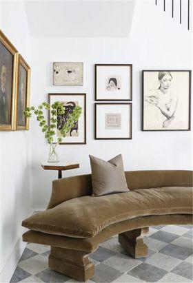 120平米三室兩廳現代簡約風格其他區域圖片
