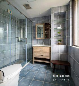 140平米三室两厅日式风格卫生间装修图片大全