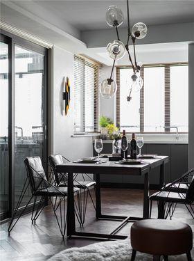 90平米現代簡約風格餐廳裝修案例