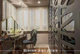 140平米复式美式风格梳妆台家具装修图片大全