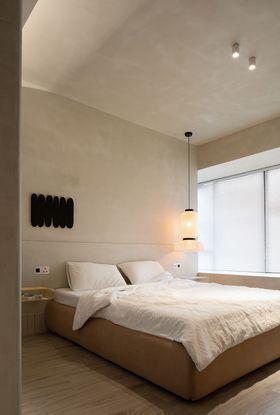 現代簡約風格臥室裝修圖片大全