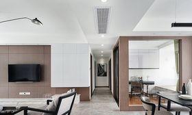 120平米三室一厅北欧风格玄关装修案例