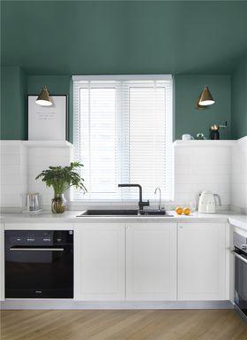 90平米复式北欧风格厨房装修图片大全