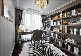 140平米三法式风格书房图片