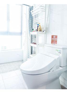50平米公寓现代简约风格卫生间效果图