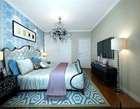 100平米三欧式风格卧室图片