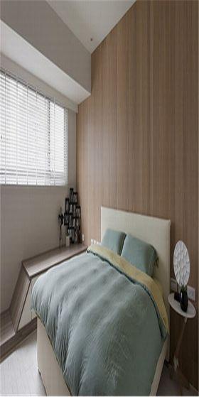 140平米北欧风格卧室图片