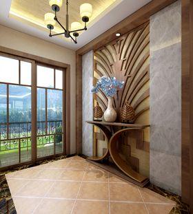 140平米别墅东南亚风格玄关图