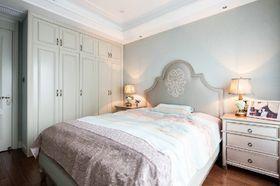 130平米四室两厅美式风格卧室图片
