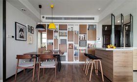 140平米四室兩廳北歐風格餐廳裝修案例